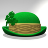 00 14 17 992 st patricks day hat 2 front 4