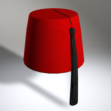 Fez Hat.zip 3D Model