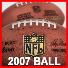 NFL Official Game Ball 3D Model