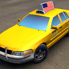 NYC_Taxi-A_3DModel 3D Model