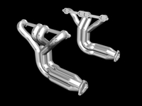 Exhaust Headers for Street Rod 3D Model