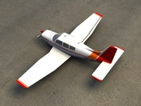 Piper-Cherokee_Max.zip 3D Model