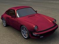 Porsche911 3D Model