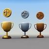 00 16 19 145 trophiesx3 06 4