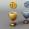 00 16 19 67 trophiesx3 05 4