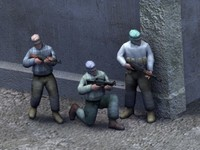 IRAQI-Insurgents_GameModel 3D Model