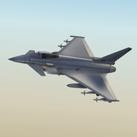 EFA-Typhoon_3DModel 3D Model