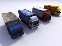Transport_Vehicles_3DModels 3D Model