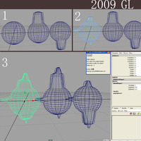 modfiy Synchronization for blendshape  for Maya 1.0.0 (maya script)