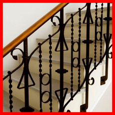 Antique Stairs 3D Model