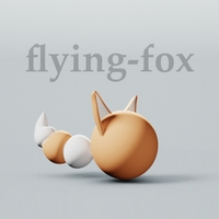 flyingFox 1.0.0 for Maya