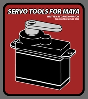 Free Servo Tools For Maya for Maya 1.0.1 (maya plugin)