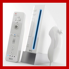 Nintendo Wii or Revolution 3D Model