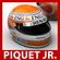 Nelson Piquet Jr. Nelsinho F1 Helmet 3D Model
