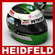Nick Heidfeld F1 Helmet 3D Model