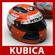 Robert Kubica F1 Helmet 3D Model