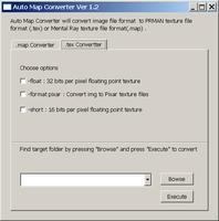 Free Auto Map Converter Ver. 1.2.0