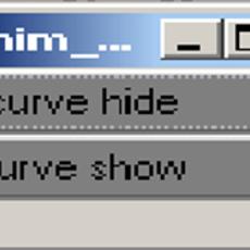 anim_curve for Maya 0.0.1 (maya script)