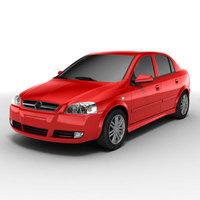 Chevrolet Astra 3D Model