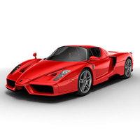 Ferrari Enzo 3D Model