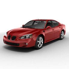 Pontiac Grand Prix 3D Model