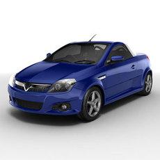 Vauxhall Tigra 3D Model