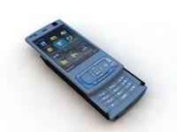 Nokia N95 3D Model