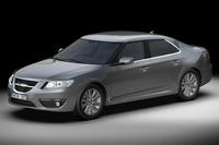 2010 Saab 9-5 Sedan 3D Model