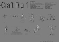 Free Craft Rig for Xsi 1.0.0