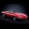 1963 Jaguar E Type 3D Model