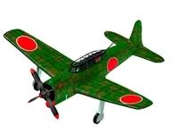 nakajima B6N 3D Model