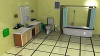 Free Bathroom 3D Model