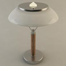 Contemporary Lamp 3D Model