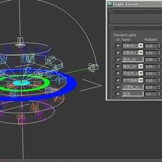 light_rig for 3dsmax 1.0.0 (3dsmax plugin)