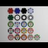 00 37 07 413 poker chips 01 4