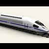 00 37 32 525 generic high speed train 03 4