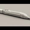 00 37 33 681 generic high speed train 15 4