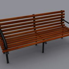 Creating a Realistic Park Bench by: Mike York