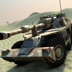G6 Rhino 3D Model