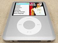 iPod Nano 3rd Generation 3D Model