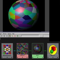 Free Cell noise texture for Maya 0.1.0 (maya plugin)