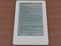 Amazon Kindle DX 3D Model