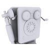 00 40 33 421 vintagewallphone 8 4