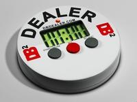 Poker stopwach 3D Model