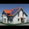 00 40 48 683 residential solar house 01 4