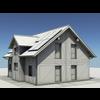 00 40 49 406 residential solar house 12 4