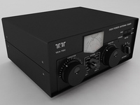 High Power Tuner 3D Model