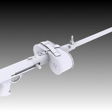 Mg 15 3D Model