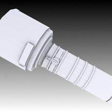 RDG-33 Grenade 3D Model