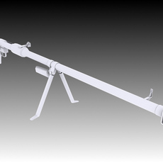 Ptrd-41 3D Model
